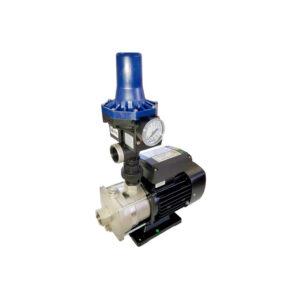 Bomba para Pressurização 1-3CV Inox - P. Máx 21MCA V. Máx. 5.5M3H. - Água QF com Smartcontrol
